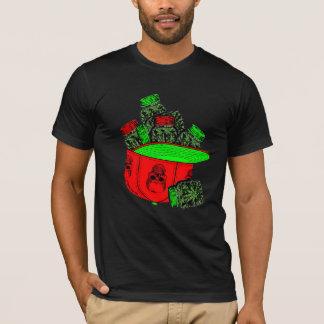 Camiseta Fonte completa de LosMoyas! T-shirt