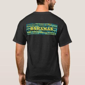Camiseta Fonte da multidão da palavra de Bahamas