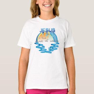 Camiseta Fonte de água