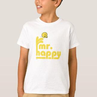 Camiseta Fonte de água do Sr. Feliz  