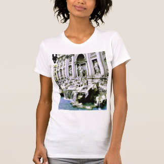 Camiseta Fonte do Trevi