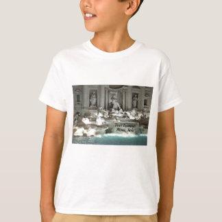 Camiseta Fonte do Trevi, Roma Italia