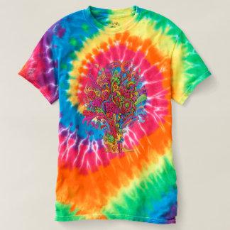 Camiseta Fonte psicadélico