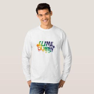 Camiseta Fontes do fazer do limo da rainha do limo