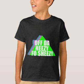 Camiseta Fora da Dinamarca Heezy