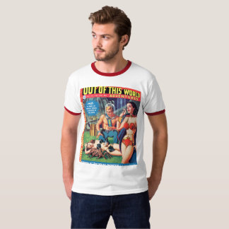 Camiseta Fora deste mundo