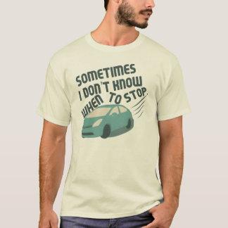 Camiseta Fora do controle