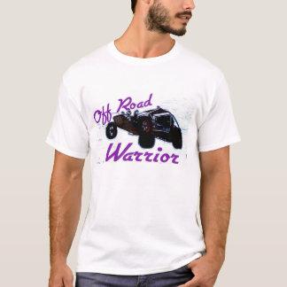 Camiseta Fora do guerreiro da estrada