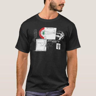 Camiseta Força aérea italiana Mussolini