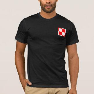 Camiseta Força aérea polonesa - variação