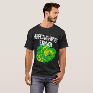 Camiseta Força para Texas!  Sobrevivente de Harvey do