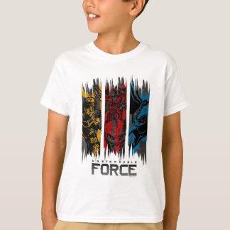 Camiseta Força que nada pode parar dos dragões