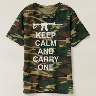 Camiseta Forças armadas/exército