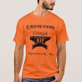 Camiseta forja do cemitério