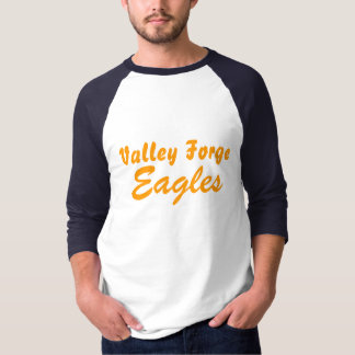 Camiseta Forja do vale, Eagles