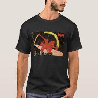 Camiseta Forjar o futuro oxidou t-shirt