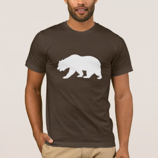 Camiseta Forma do urso