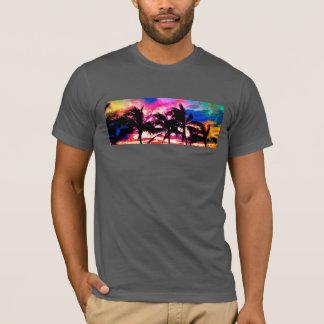 Camiseta Formação espectral da palma