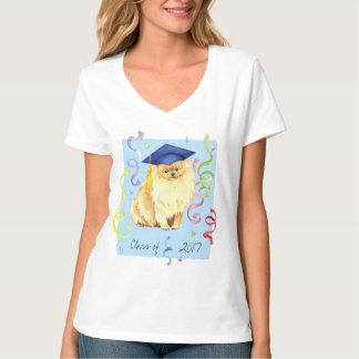 Camiseta Formando de Pomeranian
