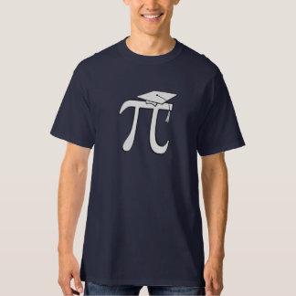 Camiseta Formando do Pi da matemática - presente do dia do