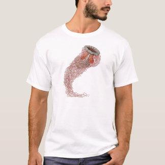 Camiseta Formas de arte as físicas de espécie em Nature