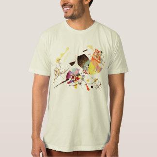 Camiseta Formas de Kandinsky