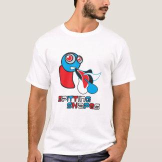 Camiseta Formas do esguicho