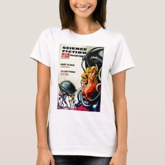 Camiseta Formigas do robô