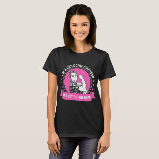Camiseta Fornecedor da puericultura seu não para o Tshirt