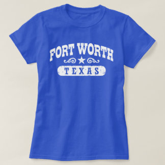 Camiseta Fort Worth Texas