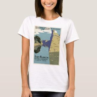 Camiseta Forte Marion do vintage