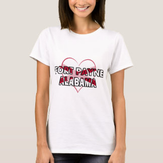 Camiseta Forte Payne, Alabama