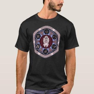 Camiseta Forte Tardigrade (cor original do design))