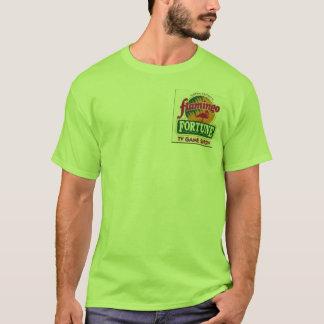 Camiseta fortuna do flamingo