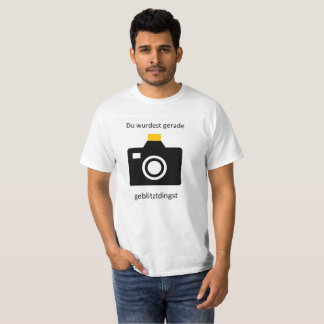 Camiseta Foste geblitztdingst
