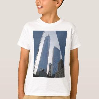 Camiseta Foto 99 de New York do centro do comércio mundial