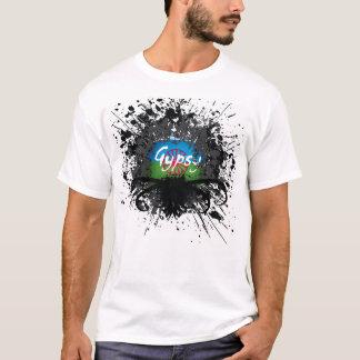 Camiseta Foto aciganada do Splatter - personalizada