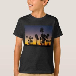 Camiseta Foto da praia de Veneza