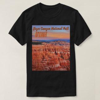 Camiseta Foto do por do sol do deserto do parque nacional