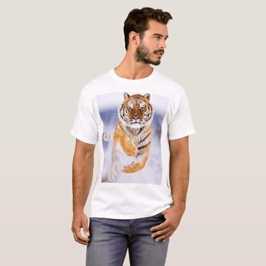 Camiseta Foto Leão