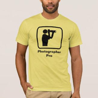 Camiseta Fotógrafo pro