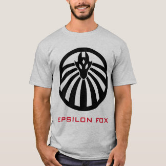 Camiseta Fox do épsilon