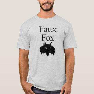 Camiseta Fox do falso