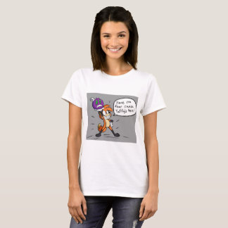 Camiseta Fox do Taffy