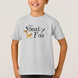 Camiseta Fox Sneaky da equipe