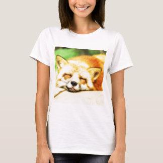 Camiseta Fox sonhador sonolento