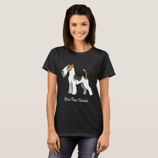 Camiseta Fox Terrier do fio