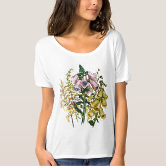 Camiseta Foxgloves