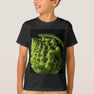 Camiseta Fractals dos brócolos de Romanesco