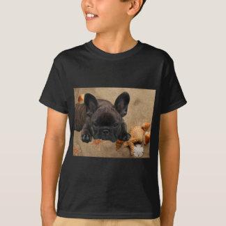 Camiseta Francês. Bulldog t Shirt